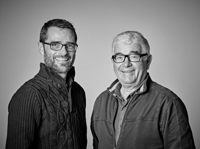 Olivier et Jean-Paul David