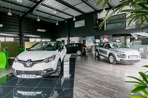 Le Garage David dans le magazine Autoplus, spécial bons plans dans les pays de la Loire